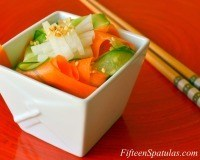 AsianCarrotCucumberRibbonSalad