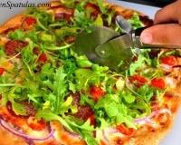 ArugulaPizza