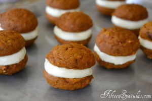 pumpkin whoopie pies recipe for thanksgiving