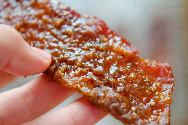 Praline bacon is quite simple to make. First start with some toasted ...