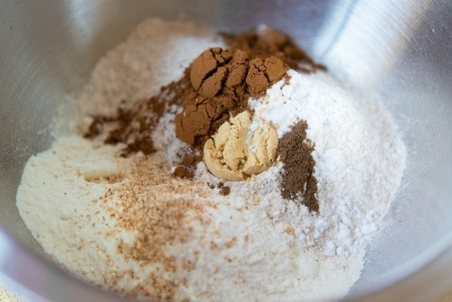 Pumpkin Spice Muffins Recipe