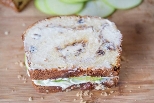 Apple Pie Panini Kathy Strahs Cookbook