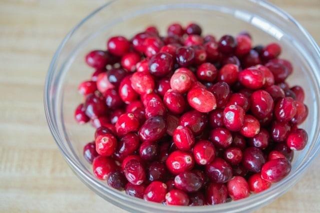 Secret Ingredient Thanksgiving Cranberry Sauce Fifteen