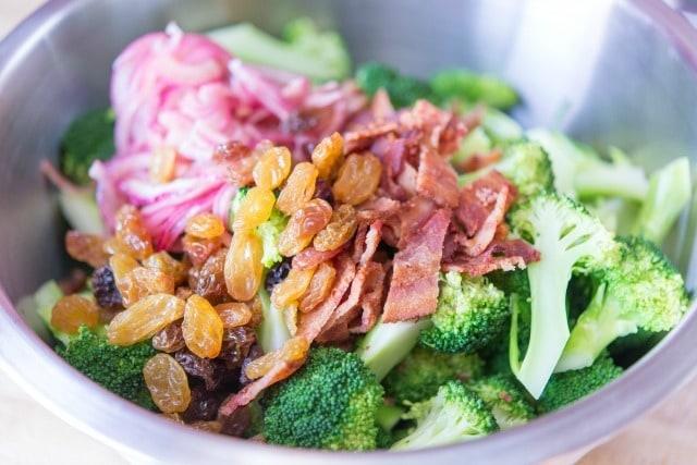 Quick and Easy Broccoli Salad Recipe