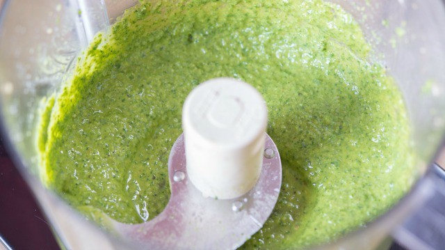 Pesto Recipe Quick and Easy