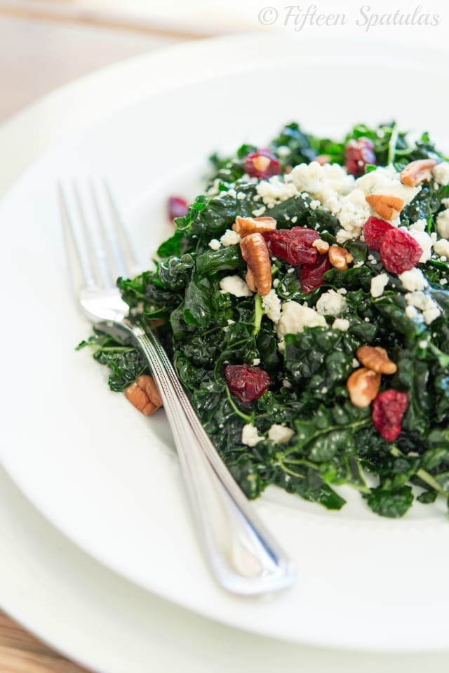 Massaged Lacinato Kale Recipe