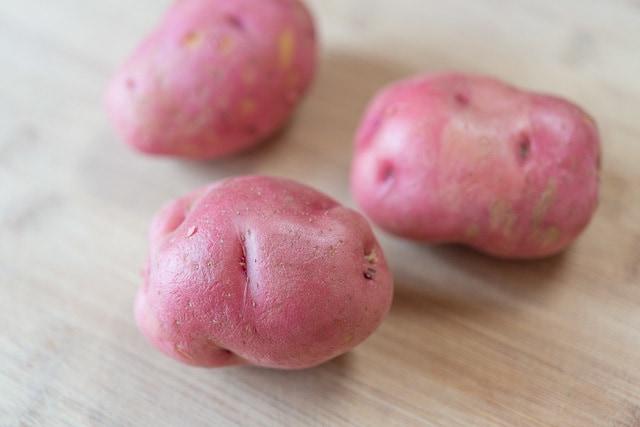 Red Potato Cheddar Frittata Recipe