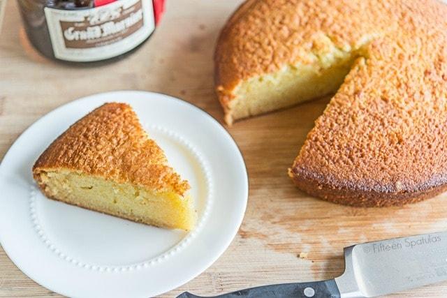 Oil based cake recipe