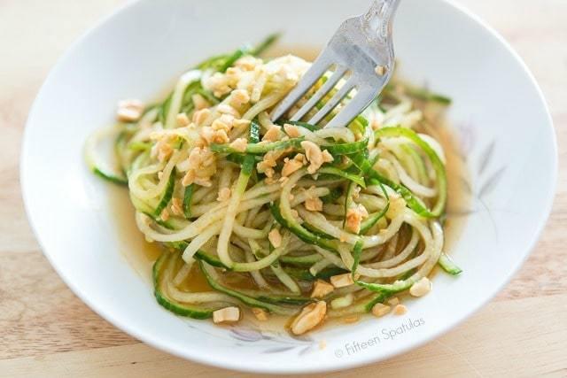 Cucumber Noodles Recipes — Dishmaps