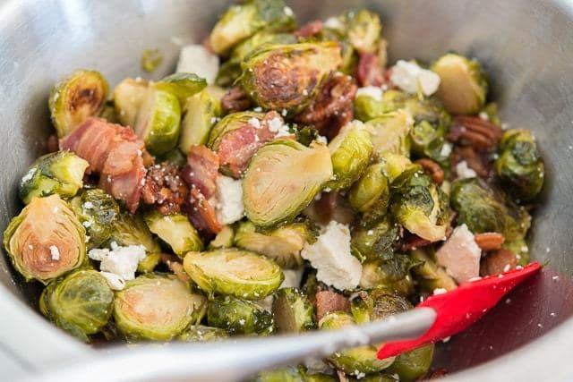 Warm_Brussel_Sprouts_Bacon_Candied_Pecans_fifteenspatulas_2