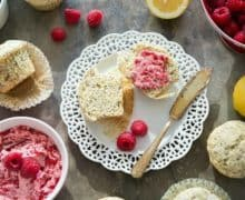 Lemon_Poppy_Seed_Muffins_Raspberry_Butter_Recipe_fifteenspatulas_