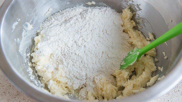 Butter Swirl Spritz Cookies