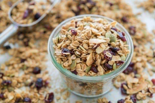 How to Make Homemade Granola - It's so easy and you can use your favorite ingredients!