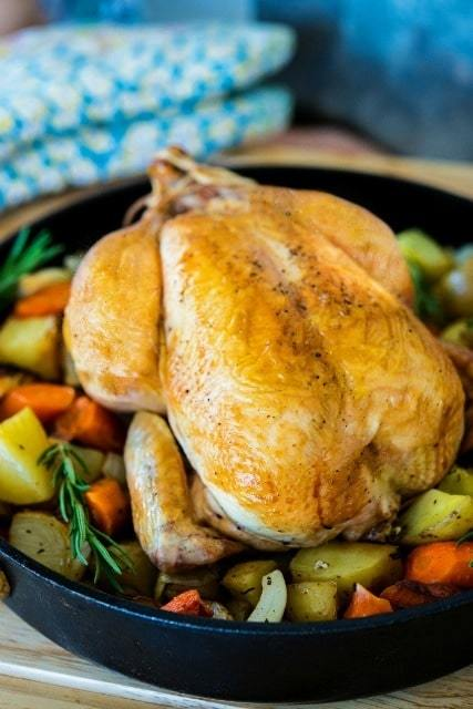 How to Roast a Chicken - The Best Method I've Found