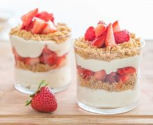 No-Bake-Strawberry-Cheesecake-Parfait-1