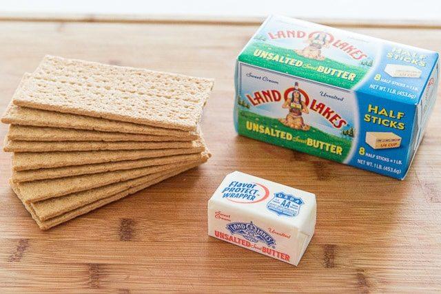 Land O Lakes Butter Graham Cracker Crust