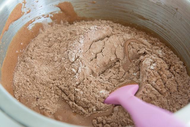 Fudgy Irish Cream Brownies