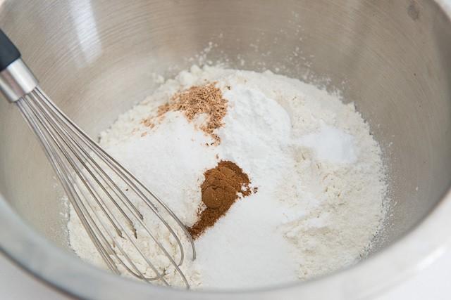 Spiced Pumpkin Sage Biscuits