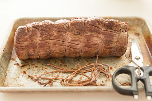 Easy and Delicious Holiday Roast Beef Tenderloin