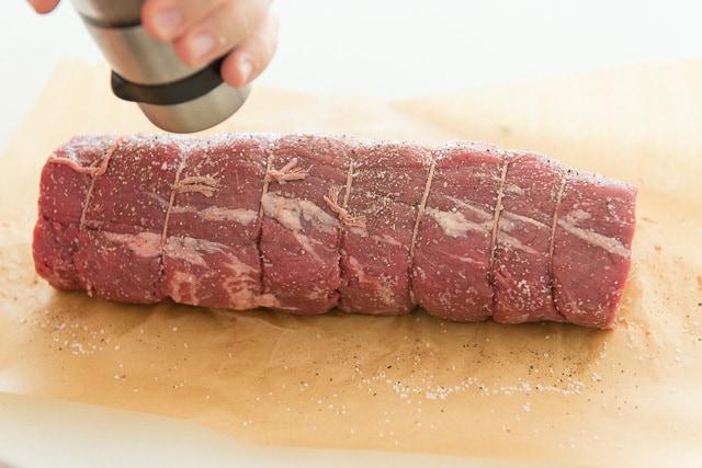 Roast Beef Tenderloin Recipe