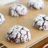 Chocolate Crinkle Cookies - One of my Christmas Favorites!
