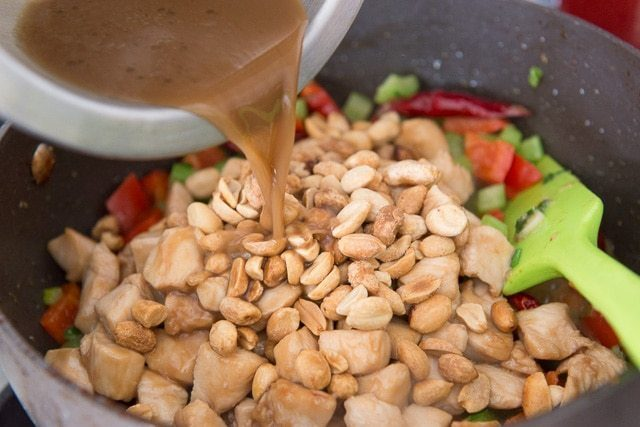 Easy Recipe for How to make Kung Pao Chicken