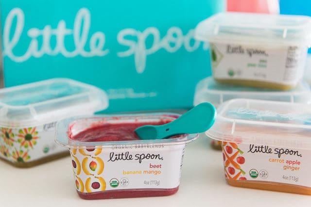 Little Spoon Baby Blends