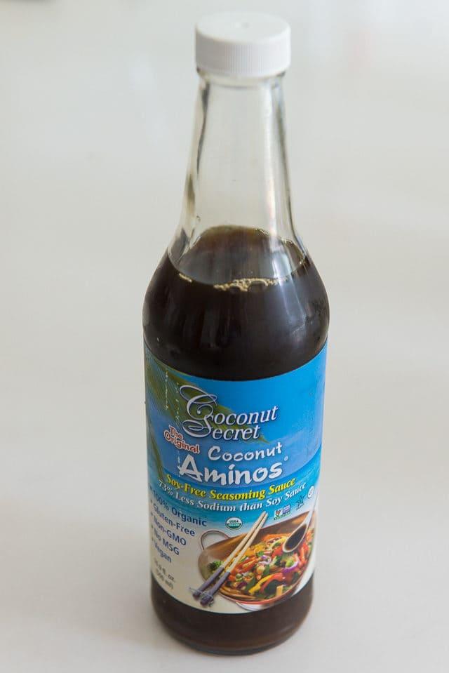 Coconut Secret Coconut Aminos
