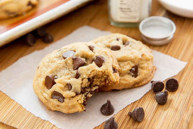 2 Dozen Chocolate Chip Cookie Recipe