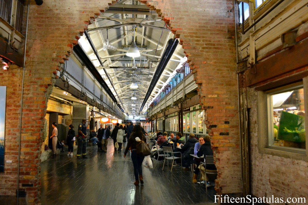 Chelsea Market chelsea market: now this is foodie heaven (can i live here please