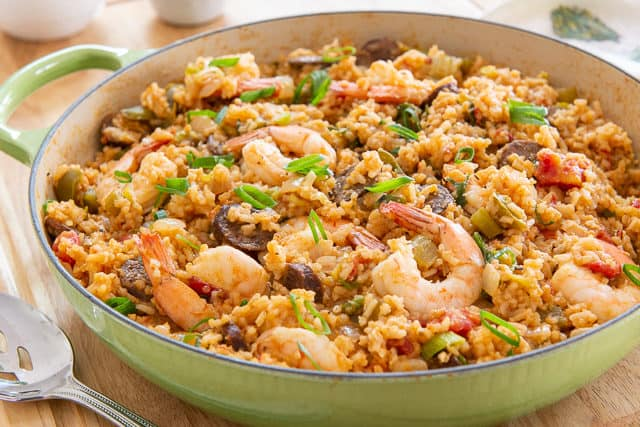 This Jambalaya Recipe is hearty, delicious, and full of flavor