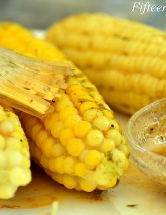 Chipotle Lime Corn on the Cob
