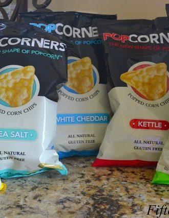 Dear Popcorners Popcorn Chips…you rock!
