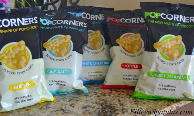 Dear Popcorners Popcorn Chips You Rock Fifteen Spatulas