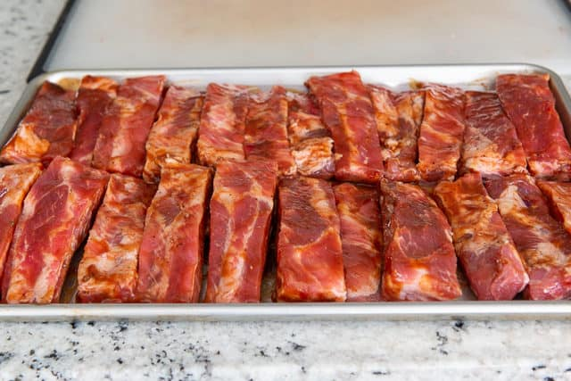 How to Cook Spare Ribs - Roasted in the Oven