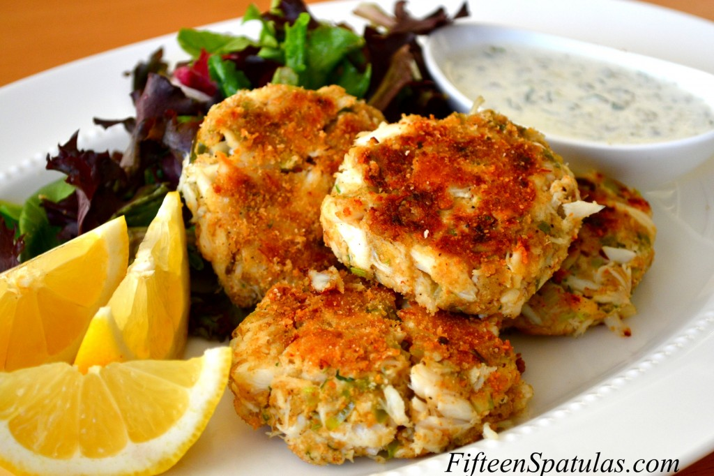 how to make crab cakes from scratch