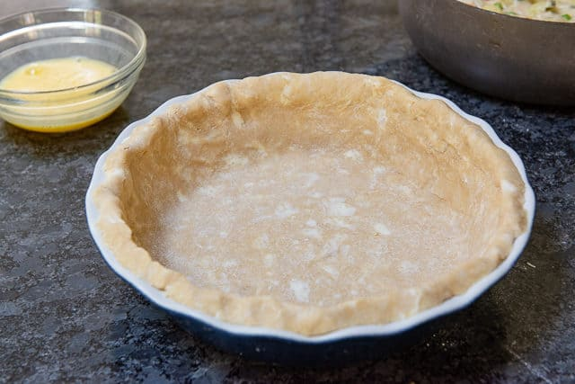 Chicken Pot Pie Crust