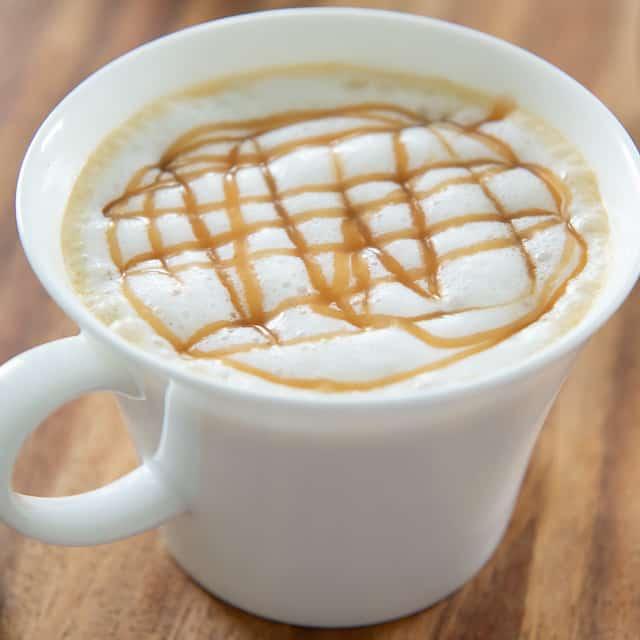 Caramel Macchiato - Coffeehouse Style