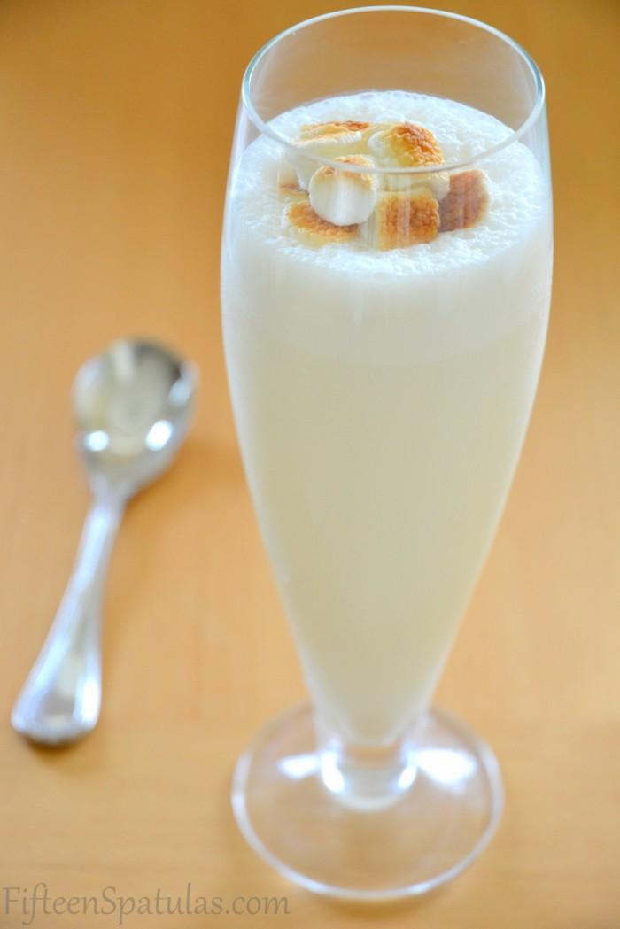 Shake Shack Marshmallow Milkshake Copycat