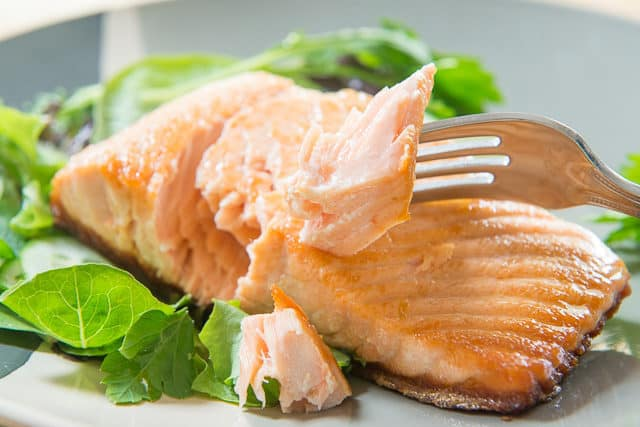 How to Cook Salmon Fillets - Pan Seared Salmon