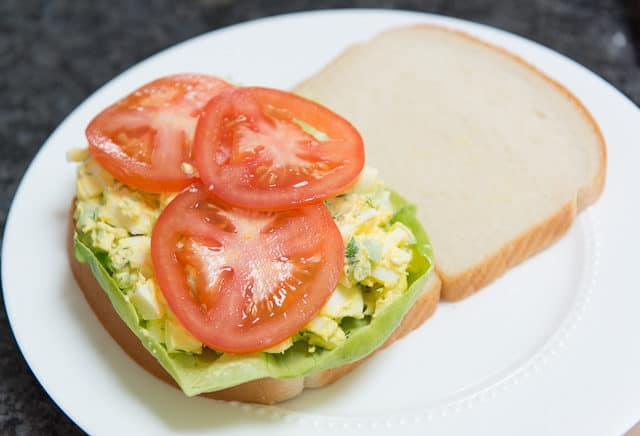 Egg Salad Sandwich Recipe - How to Make Egg Salad Sandwich