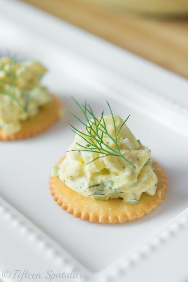 Egg Salad Recipe from Scratch