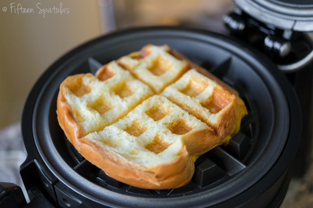 Waffle Grilled Cheese Recipe