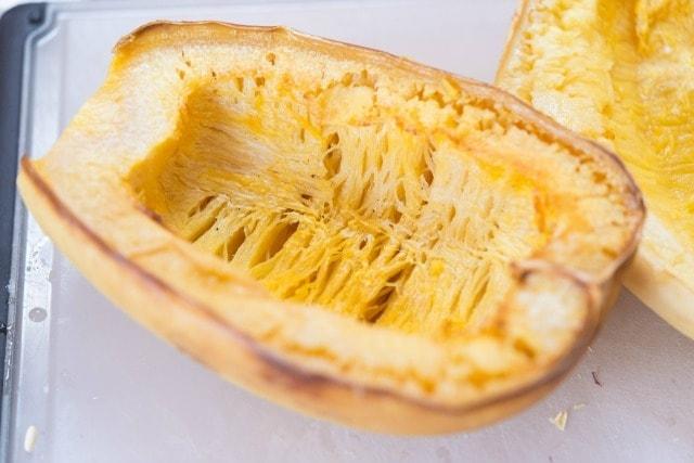 Spaghetti Squash Baked