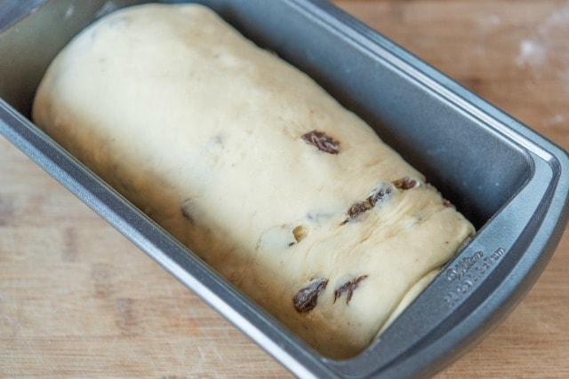 Homemade Raisin Bread