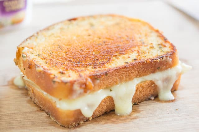 Grilled Cheese with Brie - Brie Sandwich
