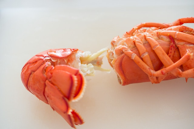 How to Prepare Lobster Tail