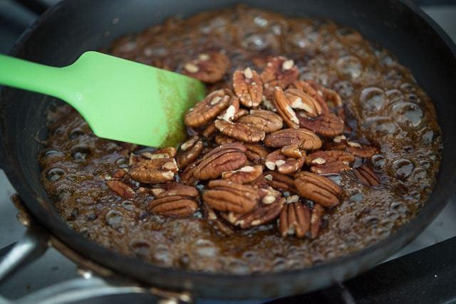 Caramelized Pecans - Glazed Pecans