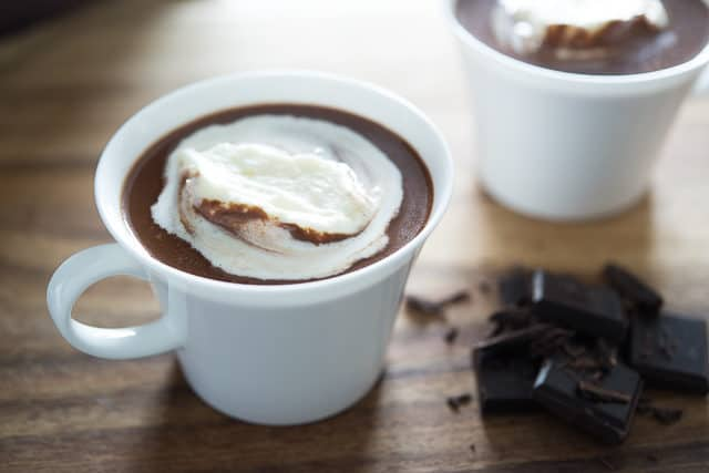 Image result for hot chocolate drink