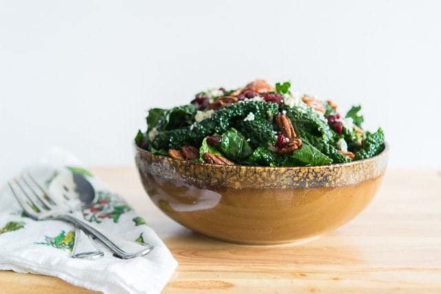 My Favorite Kale Salad!